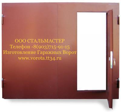Город Красногорск ВОРОТА СТАЛЬНЫЕ