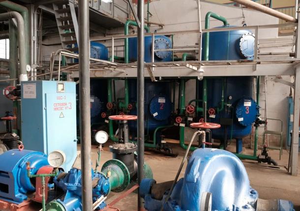 Систему отопления запустила в Красногорске котельная №1